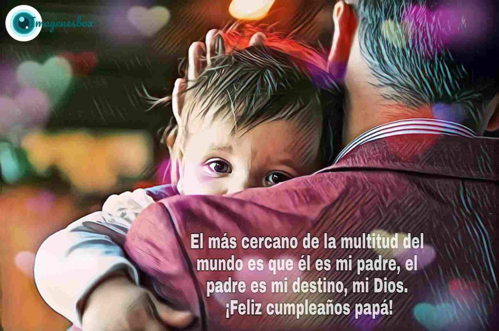 Feliz Cumpleaños Papa Frases Para Papa