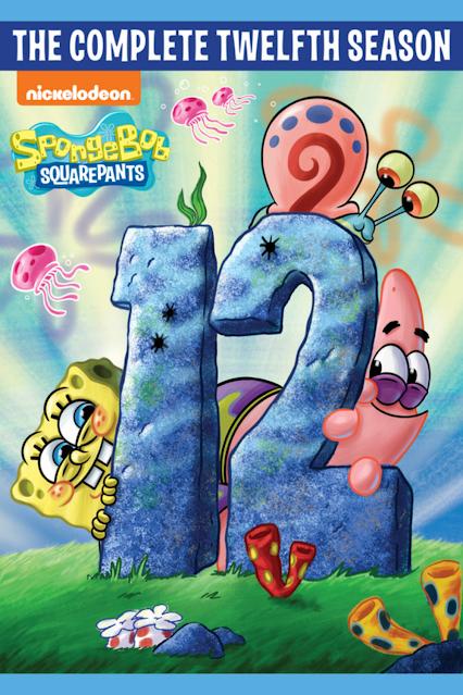 SpongeBob SquarePants Season12DVD