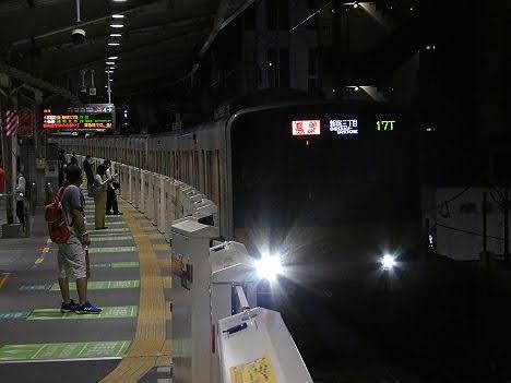 東急東横線 東京メトロ副都心線直通 通勤特急 新宿三丁目行き5 東武50070系