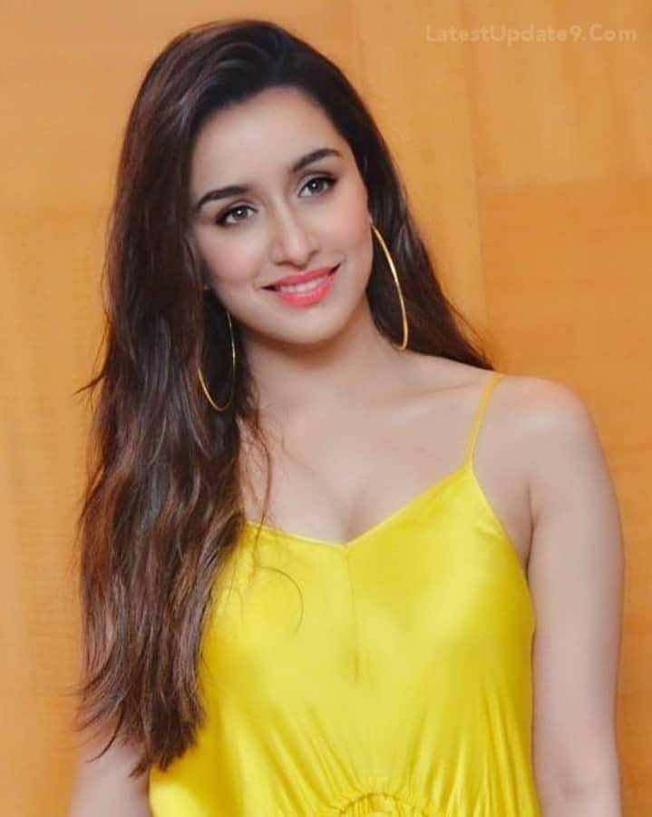 Cute Shraddha Kapoor Smile