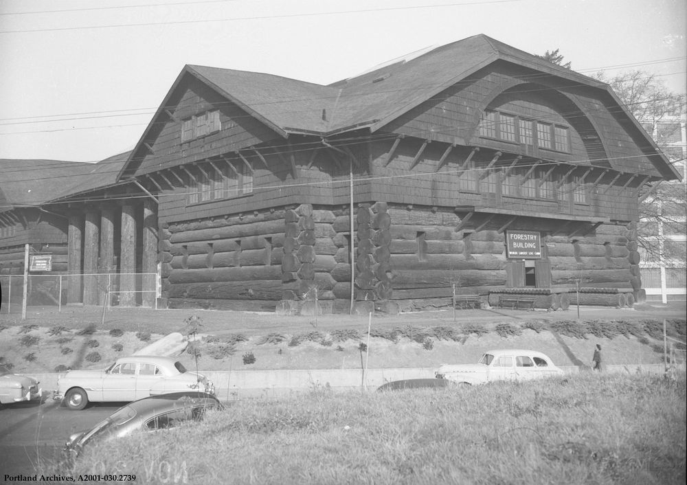 Forestry Building portland