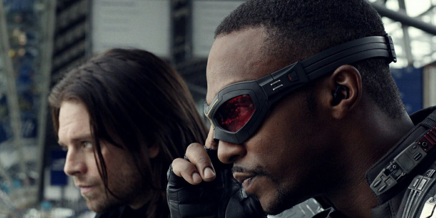 Falcon and The Winter Soldier Paired for Upcoming Disney Streaming Series