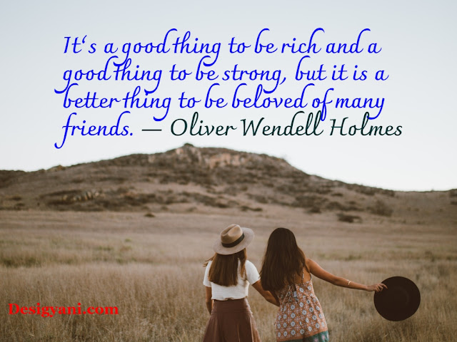 200+ Short Inspiring Quotes Collection about True Friendship in English