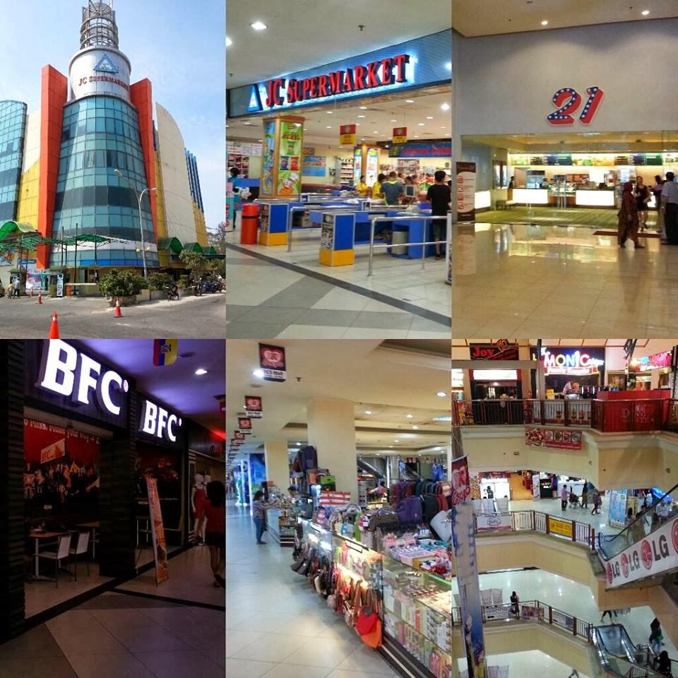 Pusat perbelanjaan terbesar dan termewah yang ada di ... 96e566a38a