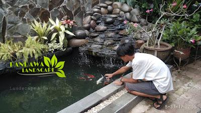 tukang kolam kudus