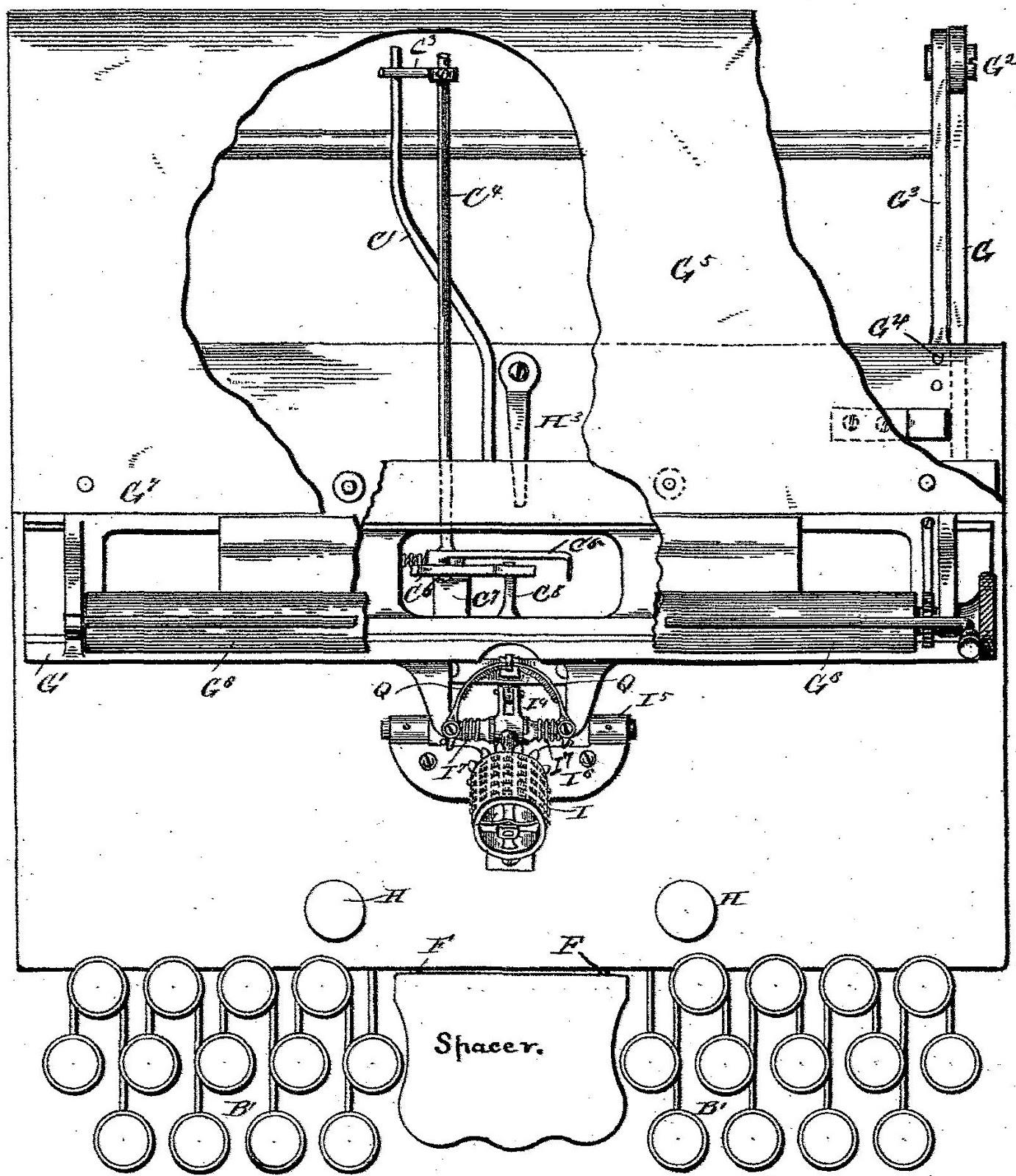 oz.Typewriter: On This Day in Typewriter History: Four