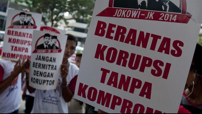 TII: IPK Turun Dipicu Relasi Korupsi Pebisnis-Pejabat Publik