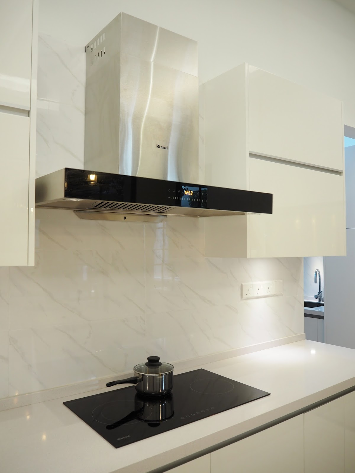 Rinnai Hob Kitchen ~ Meridian interior design and kitchen in kuala