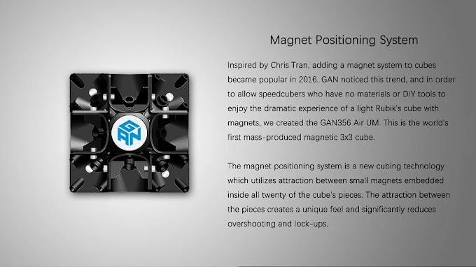 Revolusi Magnet Dalam Rubik 3x3x3
