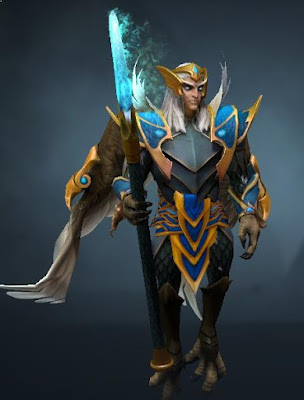 Skywrath Mage - Headdress of the Protector