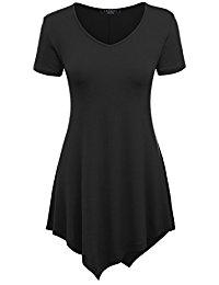 Buy Women's Sleeveless Tunic Tank T Shirt