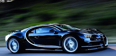 Bugatti Chiron Finally Officially Launched