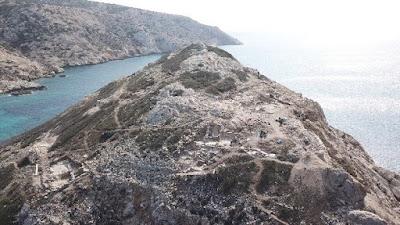 «Πράσινο φως» από το ΚΑΣ για την μελέτη συντήρησης των αρχαιοτήτων της Κέρου