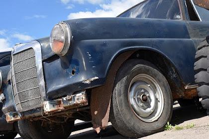 Tips Perawatan, Mencegah dan Mengatasi Karat Pada Mobil
