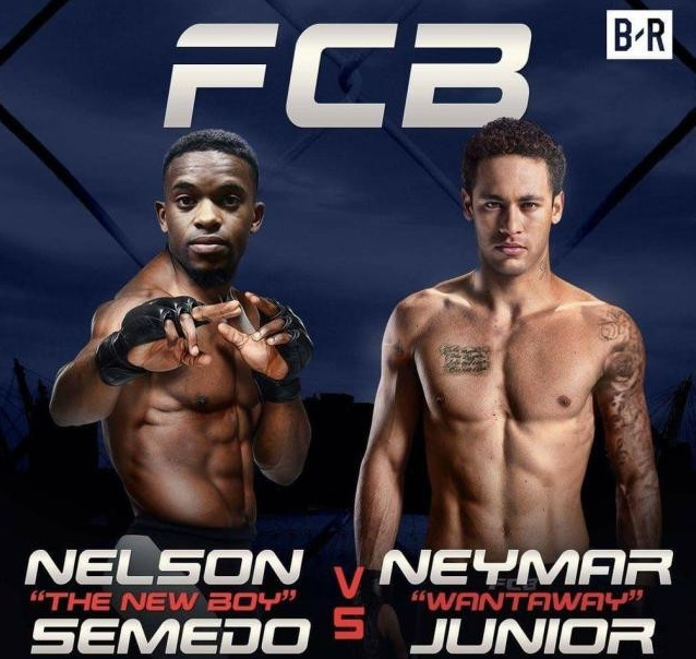 Semedo vs. Neymar, la pelea del año
