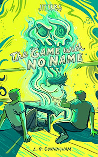 The Game With No Name (JITTERS Book 2) (Publication Review)