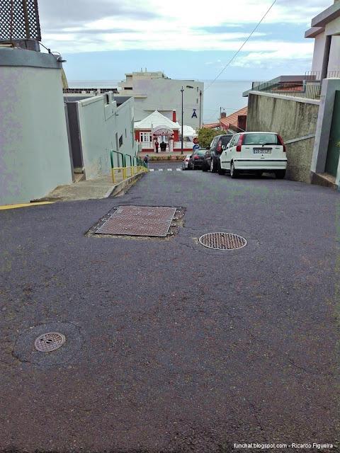 RAMPA DO LIDO - FUNCHAL - ILHA DA MADEIRA