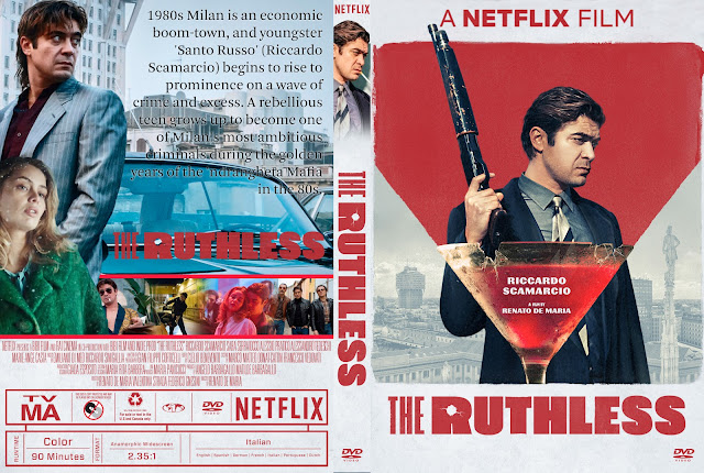 The Ruthless DVD Cover | Cover Addict - Free DVD, Bluray Covers ...