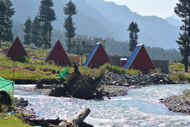 Kumrat Valley Camps