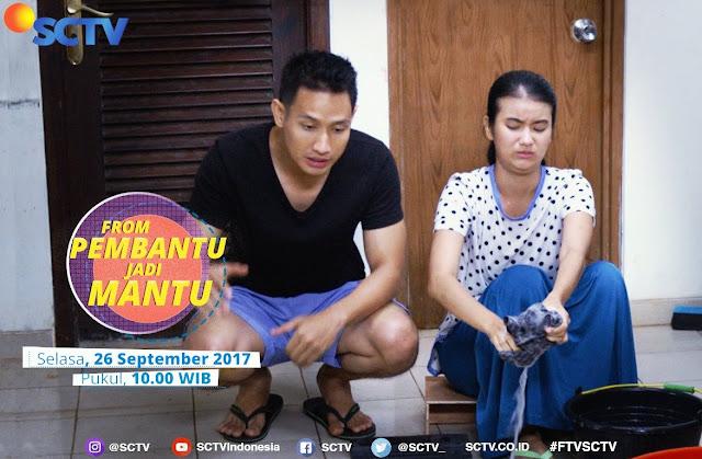 Daftar Nama Pemain FTV From Pembantu Jadi Mantu SCTV Lengkap