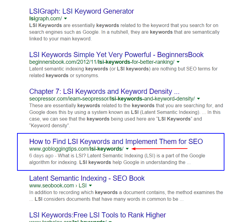 Step by step instructions to Find LSI (Long-Tail) Keywords Once You've Identified Your Primary Keywords