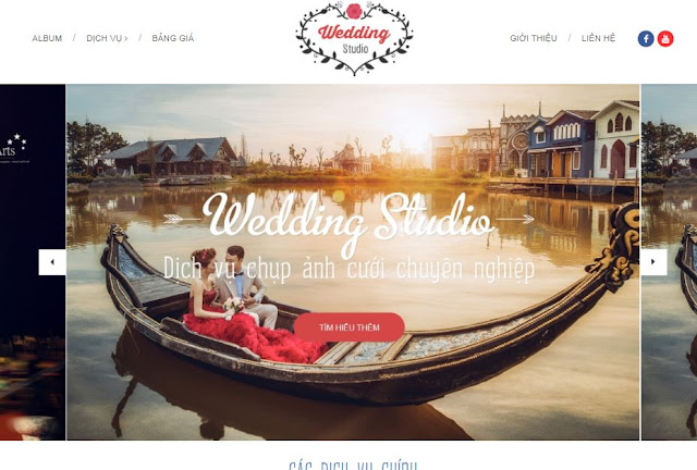 [Share] - Theme wedding studio