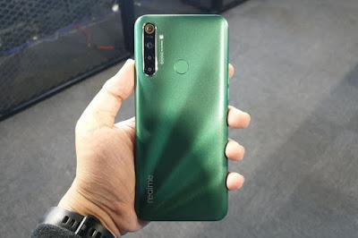 spesifikasi dan harga handphone realme 51 terbaru 2020