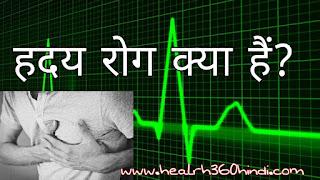 Heart Disease in Hindi