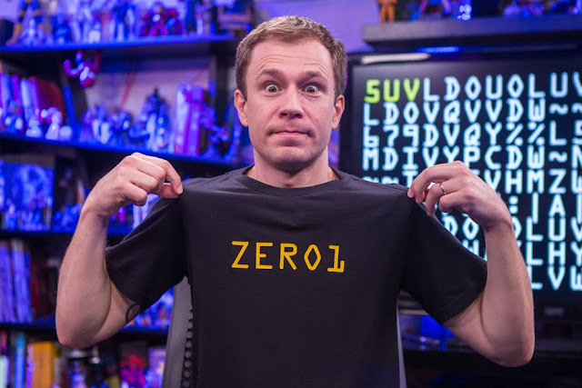 Tiago Leifert retorna em segunda temporada com Zero 1