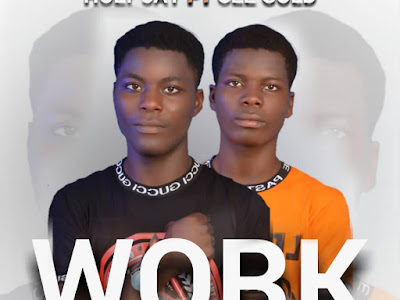 [Music] Holy Jay ft cee gold - work