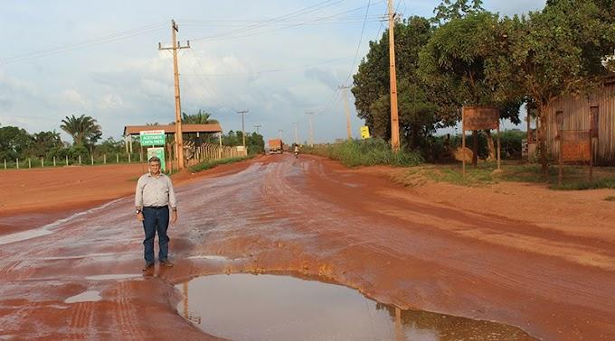 Amport é denunciada por abandonar Distrito de Miritituba