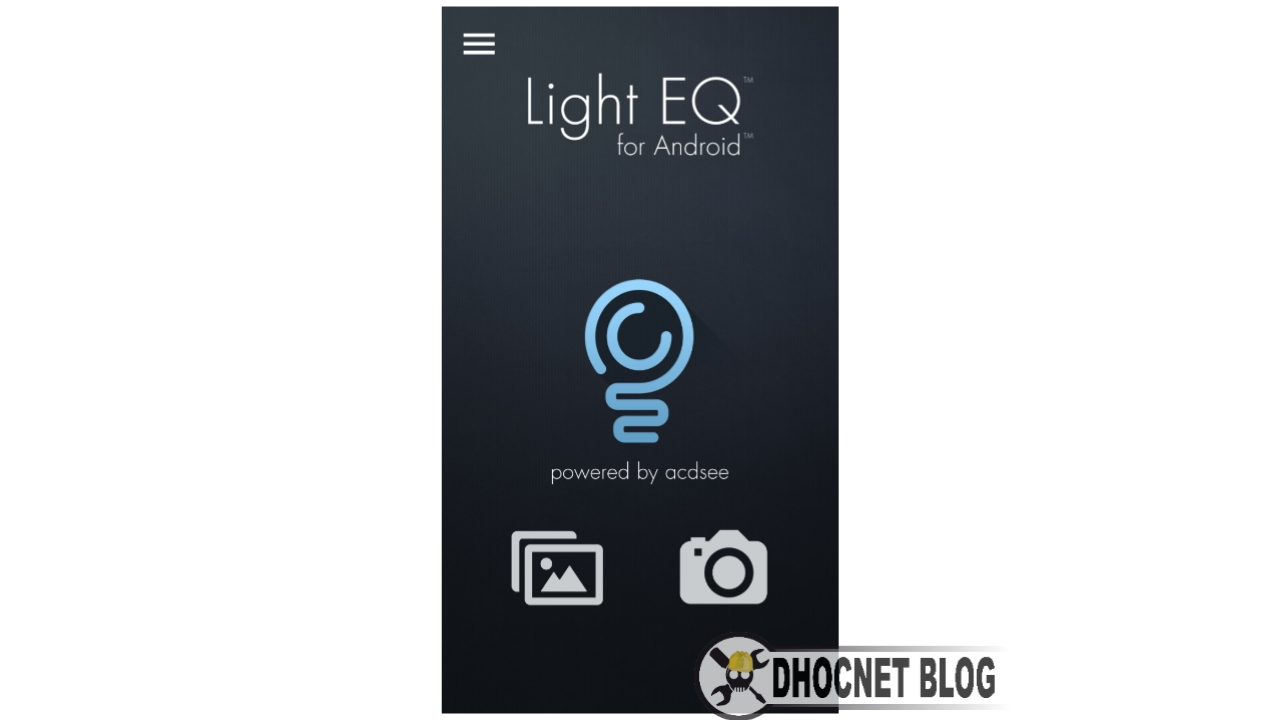 Light EQ Photo Retouch Gratis Android