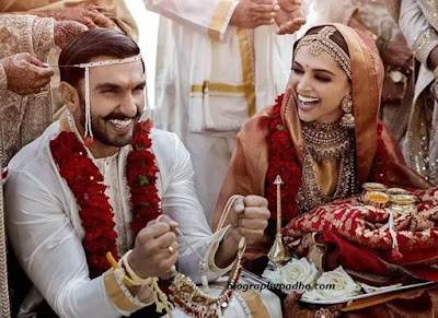 Deepika Padukone Marriage Photo