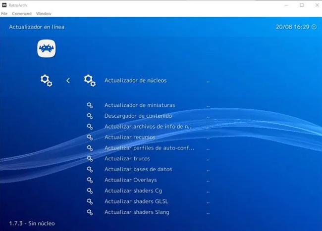 RetroArch: Instalación, configuración y uso