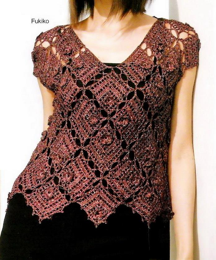 #crochetsweater Crochet-Sweater-Pattern