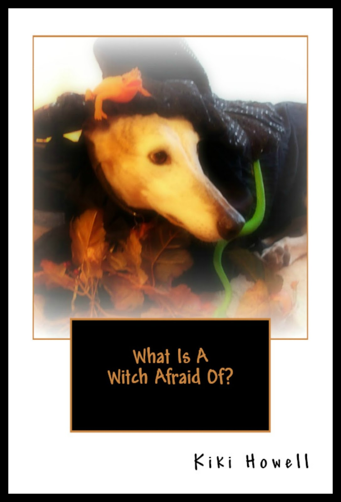 Kiki Howell: What Is A Witch Afraid Of? - A Children's