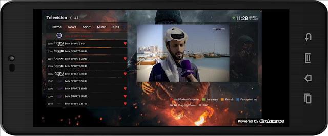 تحميل تطبيق ULTRA TV APK الأفضل لمشاهدة جميع القنوات المشفرة مجانا على أجهزة الاندرويد