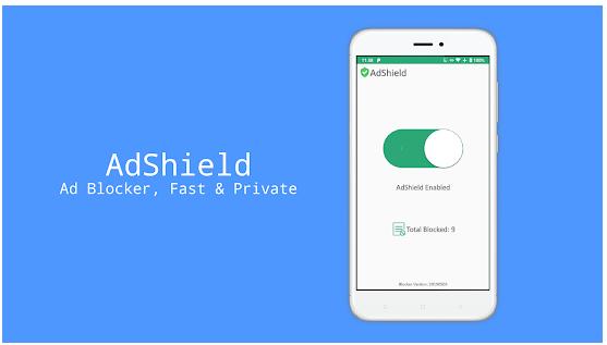 AdShield – Ad blocker, No more ads & tracking v5.0.1.5 [Paid]