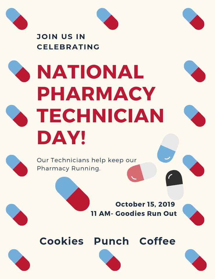 National Pharmacy Technician Day Wishes Beautiful Image