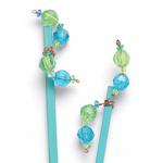 Chopstick Hair Ornaments - Step 2
