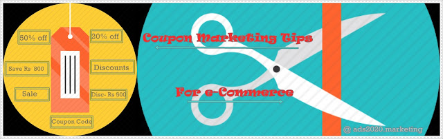 e commerce coupon marketing Tips and techniques