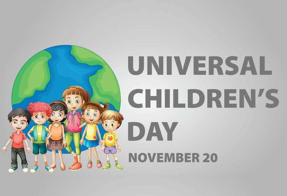 Universal Children's Day Wishes