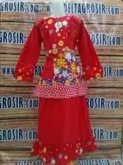 Baju Muslim Anak Di Pasar Baru Bandung