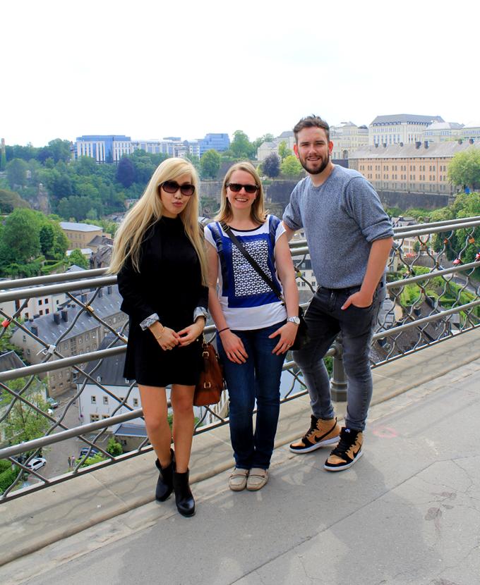 Luxembourg City - The Wayfarer