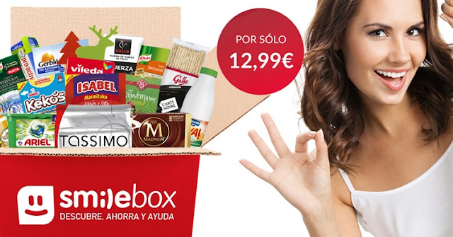 smile box oro