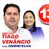 Ponto Novo: Tiago Venâncio e Simone Silva têm candidaturas deferidas pela Justiça Eleitoral