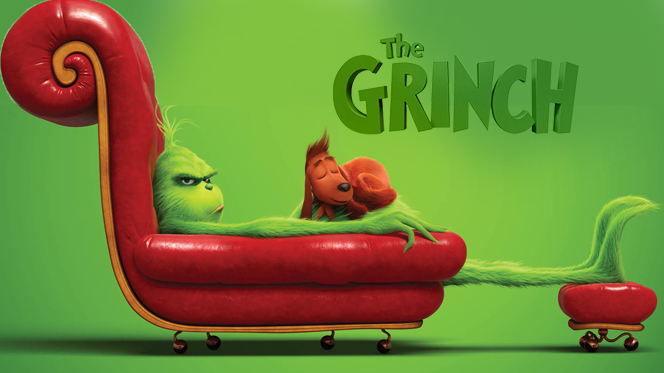 El Grinch (2018) BRRip Full HD 1080p Latino-Ingles