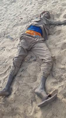 PHOTOS: Nigerian Troops Kills 20 Boko Haram/ISWAP In Borno