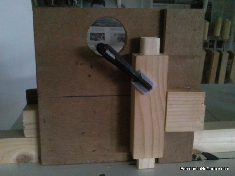 Cortar espiga con la sierra de mesa, enredandonogaraxe.com