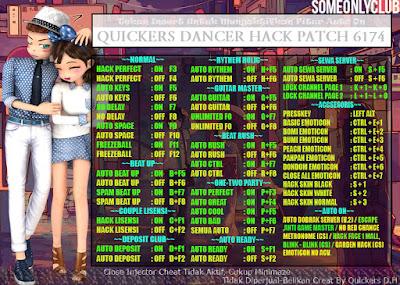 Cheat Ayodance Full Fitur 6174 V2